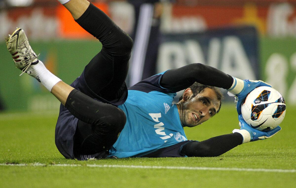 Diego Lopez, portiere Espanyol