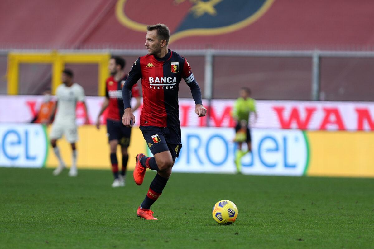 Domenico Criscito, difensore Genoa