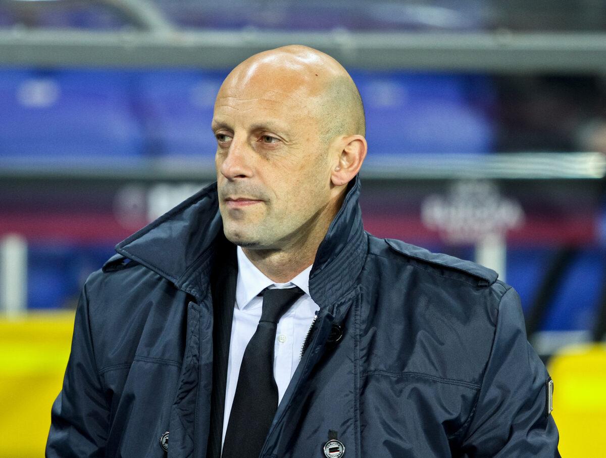 Domenico Di Carlo, allenatore Vicenza
