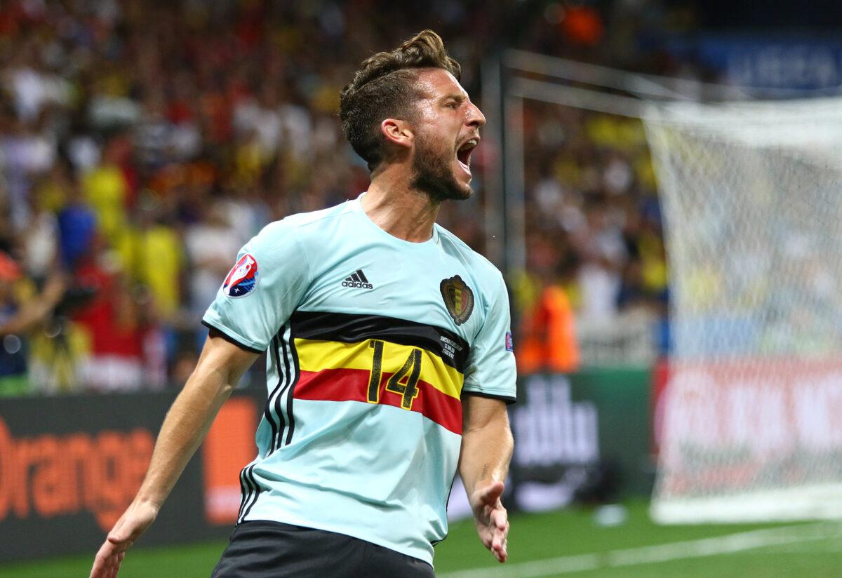 Dries Mertens, attaccante Belgio