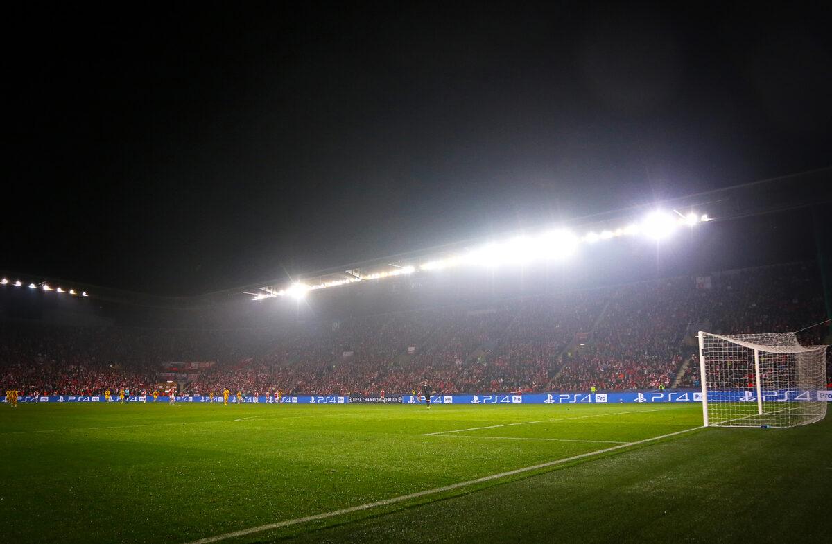 Eden Arena, Praga