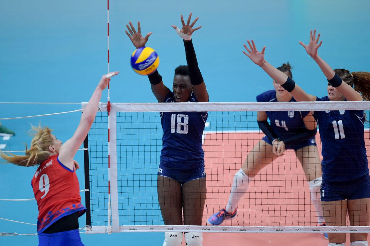 Egonu e Chirichella, Italvolley femminile - Olimpiadi