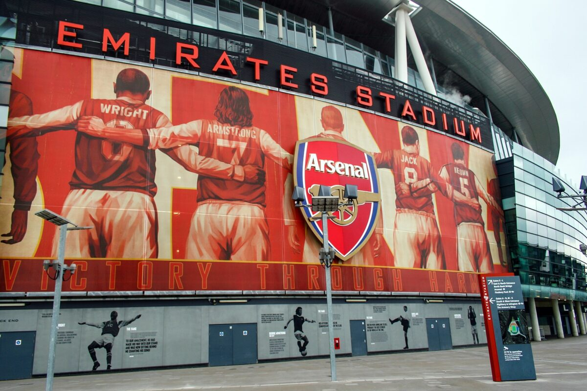 Emirates Stadium, Arsenal
