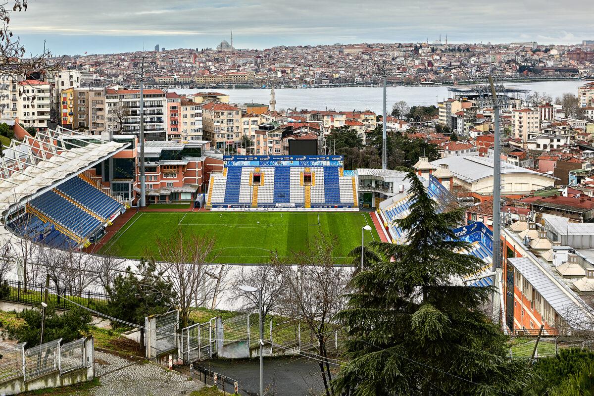 Erdogan Stadium, Kasimpasa