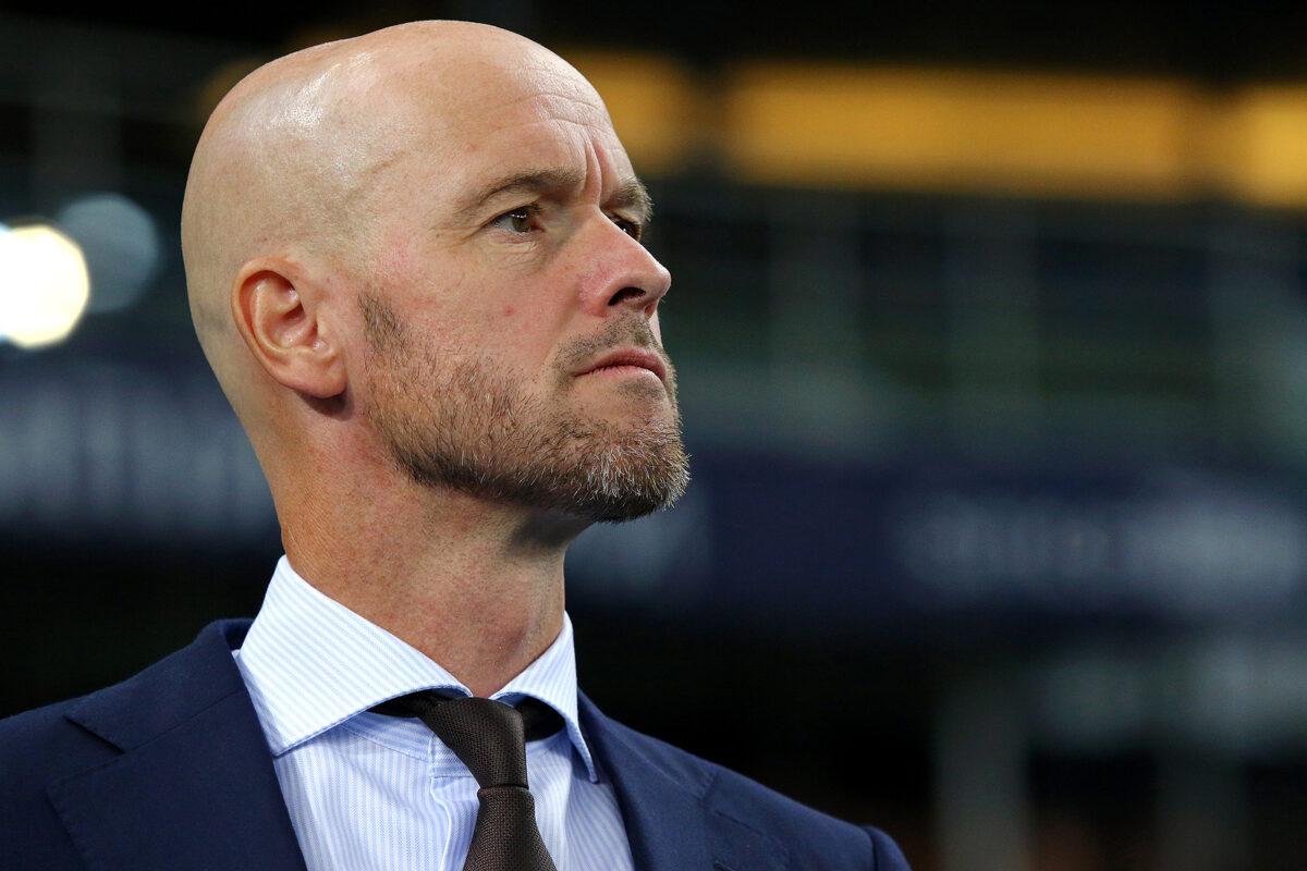 Erik Ten Hag, allenatore Ajax