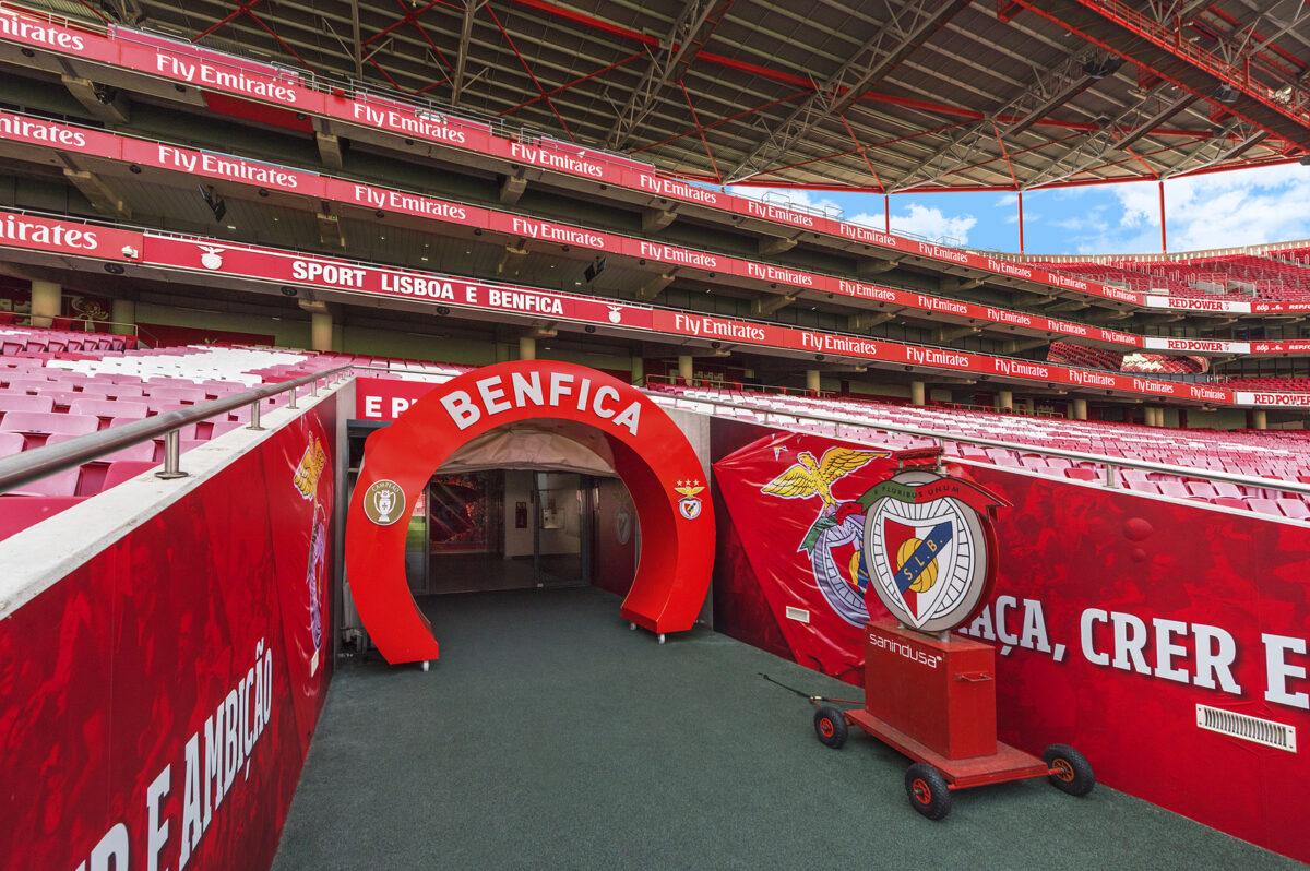 Estadio da Luz, Benfica