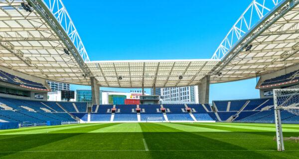 Estadio do Dragao, Porto