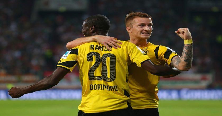 Esultanza, Borussia Dortmund
