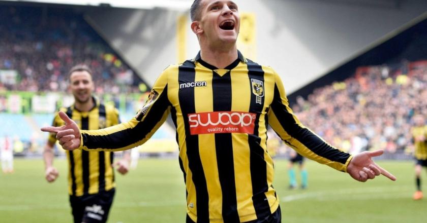 Bryan Linssen, Vitesse