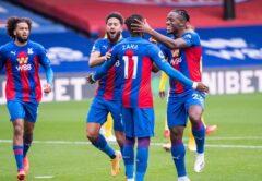 Esultanza Crystal Palace, Premier League