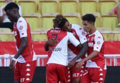 Esultanza Monaco, Ligue 1