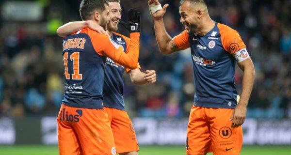 Esultanza Montpellier, Ligue 1