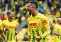 Esultanza Nantes, Ligue 1