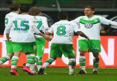 Esultanza-Wolfsburg