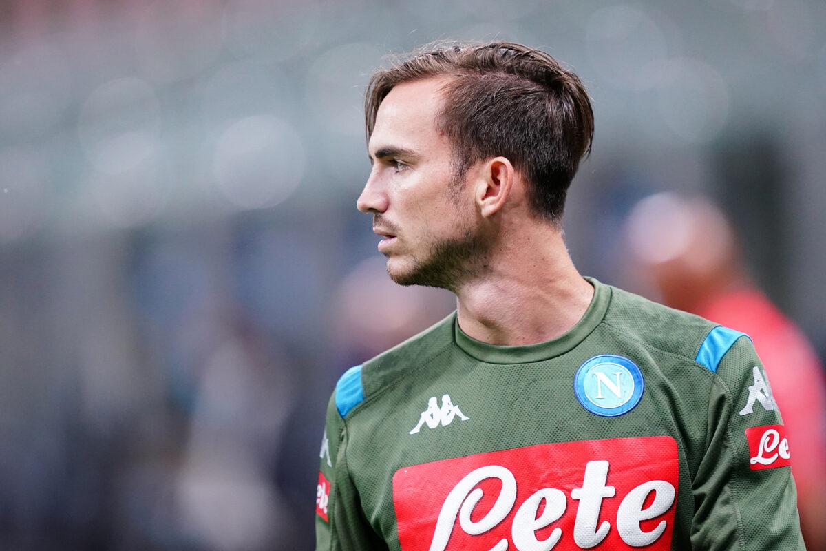 Fabian Ruiz, centrocampista Napoli