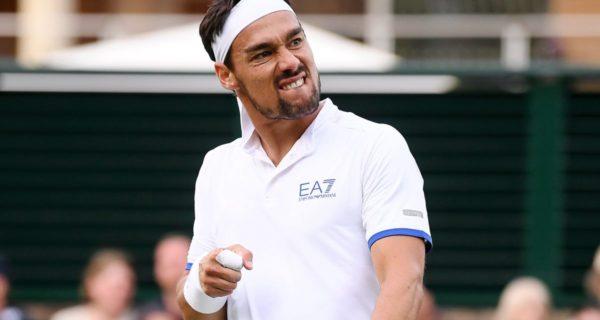 Fabio Fognini, Wimbledon 2019 - Tennis