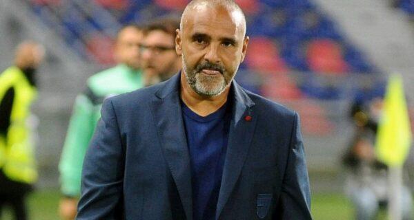 Fabio Liverani, allenatore Parma