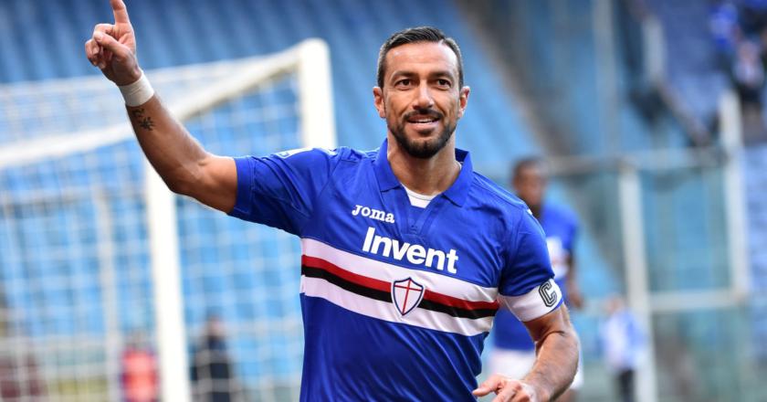 Fabio Quagliarella, Sampdoria