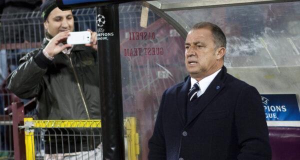 Fatih Terim, allenatore Galatasaray