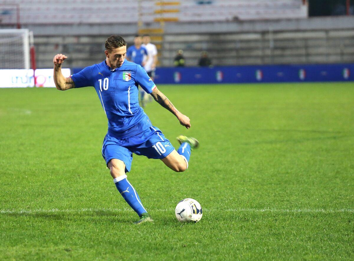 Federico Bernardeschi, centrocampista Italia