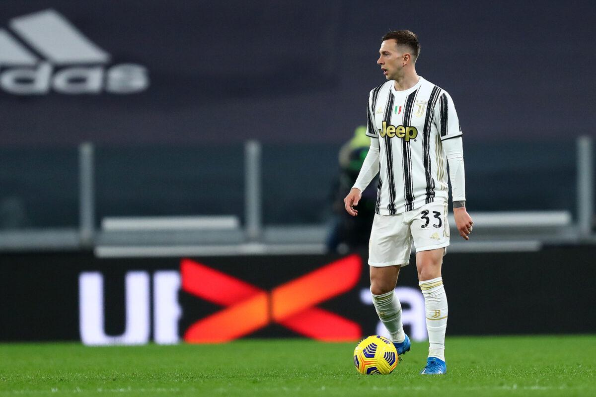 Federico Bernardeschi, centrocampista Juventus