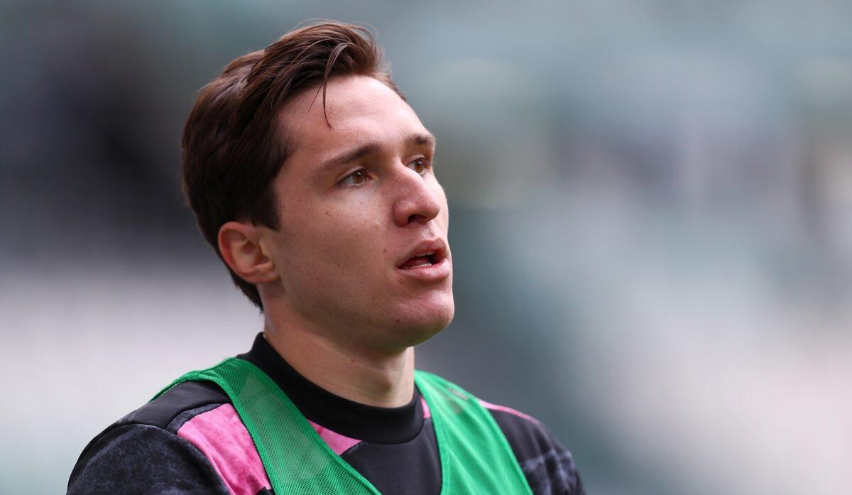 Federico Chiesa, attaccante Italia