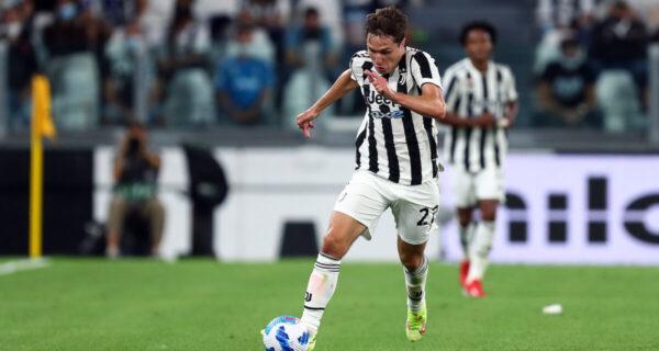 Federico Chiesa, attaccante Juventus