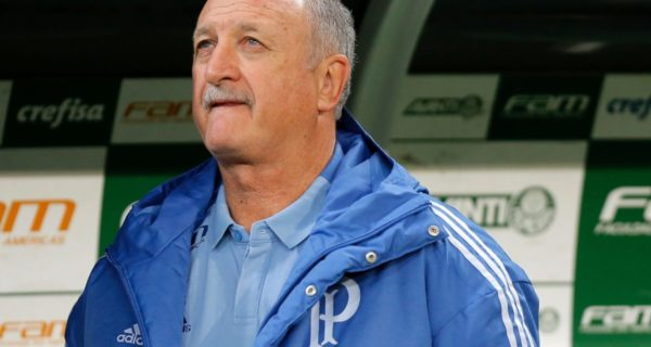 Felipe Scolari, allenatore Palmeiras - Campionato Brasiliano