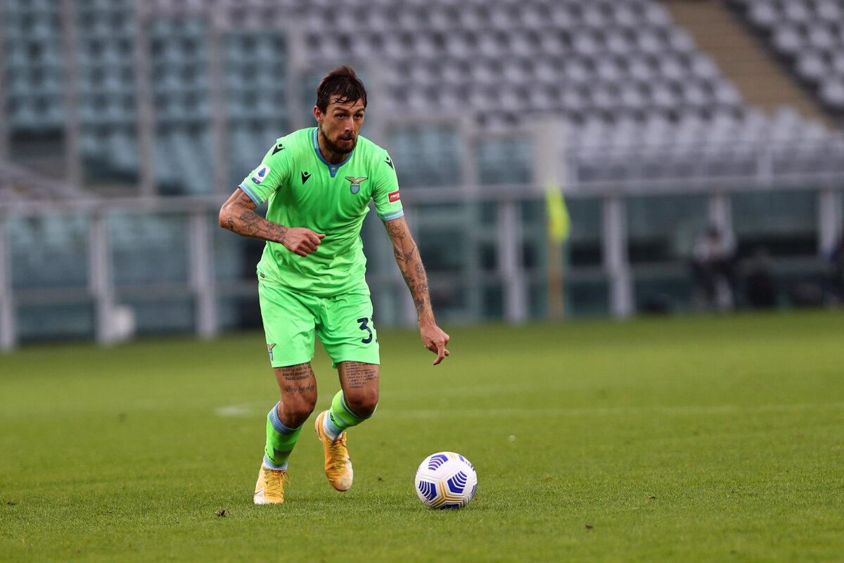 Francesco Acerbi, difensore Lazio