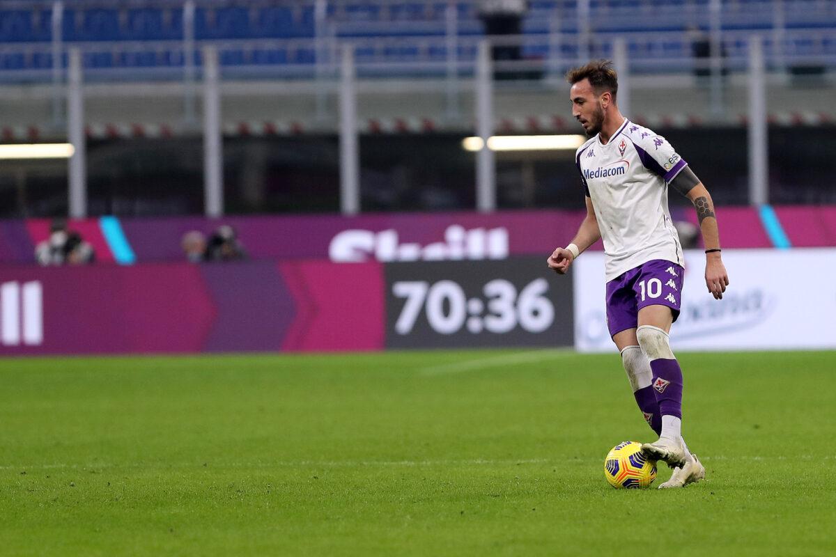 Gaetano Castrovilli, centrocampista Fiorentina