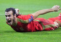Gareth Bale, Galles
