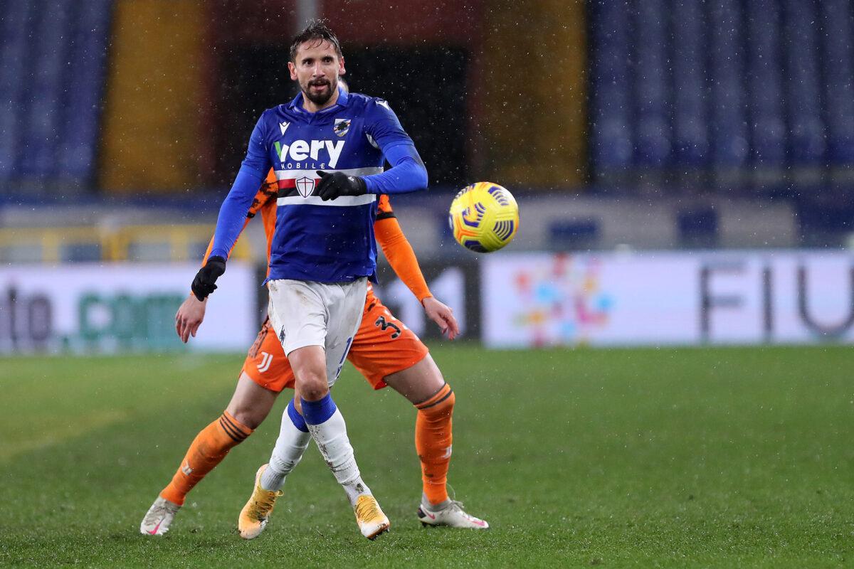 Gaston Ramirez, trequartista Sampdoria