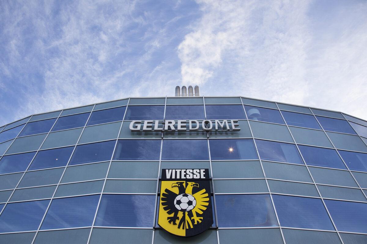 GelreDome, stadio Vitesse