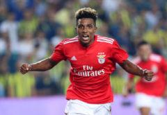 Gelson Fernandes, centrocampista Benfica