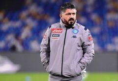 Gennaro Gattuso, allenatore Napoli