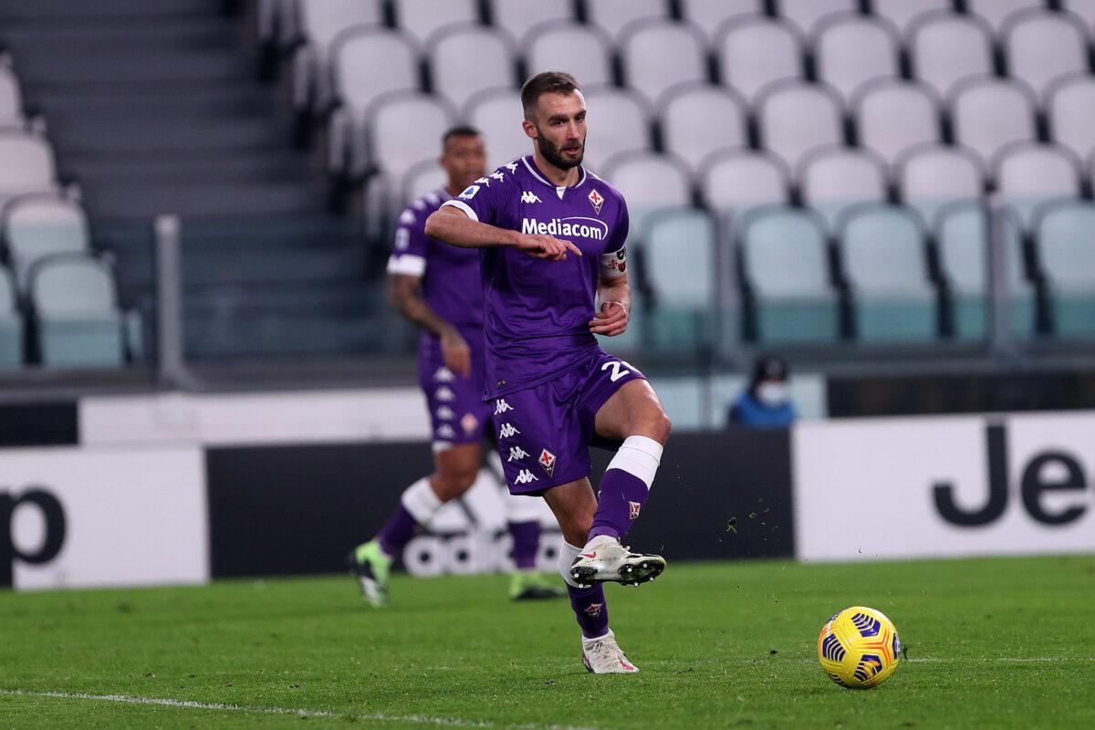 German Pezzella, difensore Fiorentina