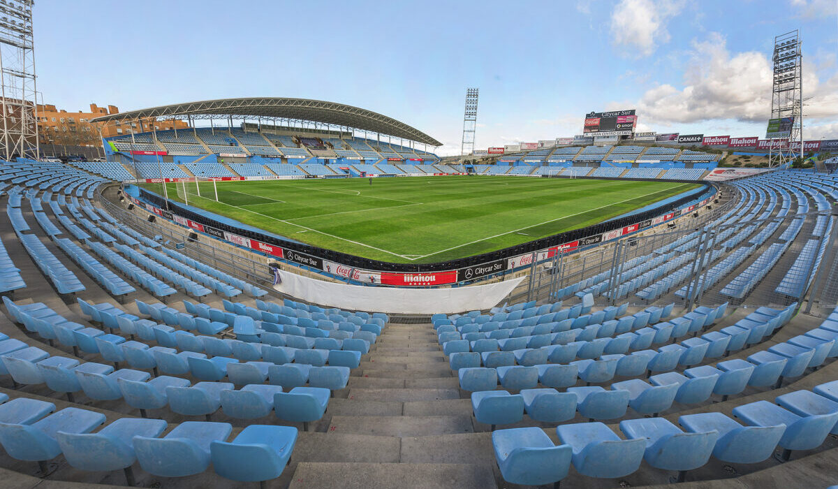 Getafe stadium