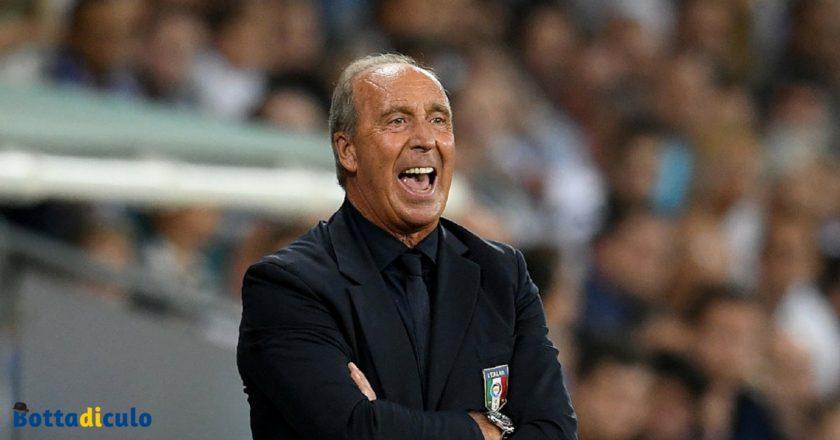 Giampiero Ventura, Nazionale Italiana