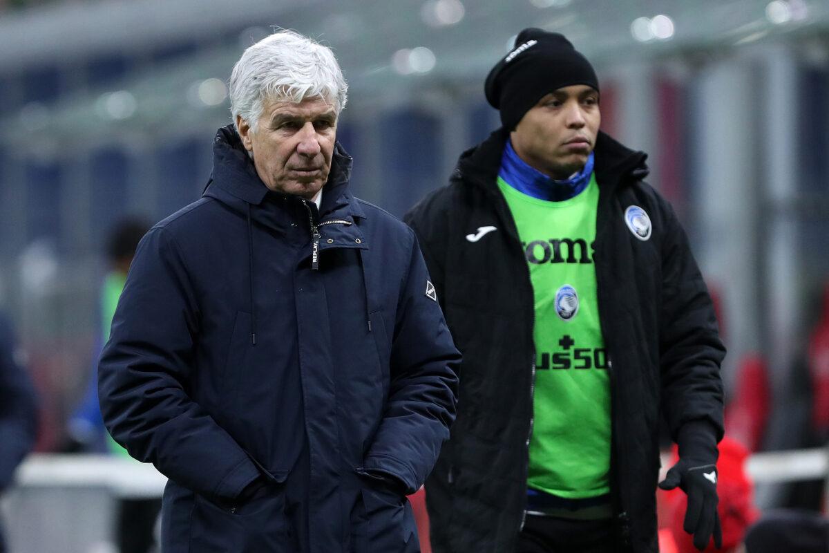 Gian Piero Gasperini, allenatore Atalanta