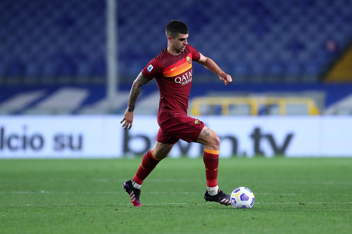 Gianluca Mancini, difensore Roma