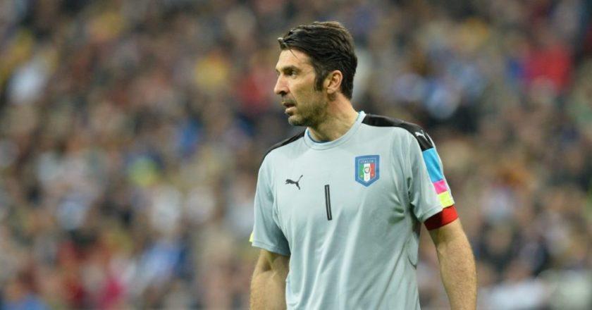 Gianluigi Buffon, Nazionale Italiana