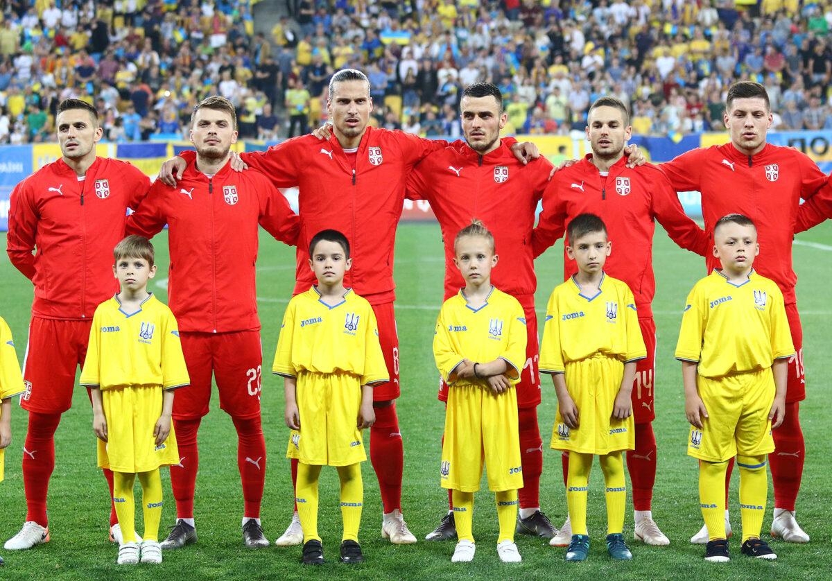 Giocatori Nazionale Serbia