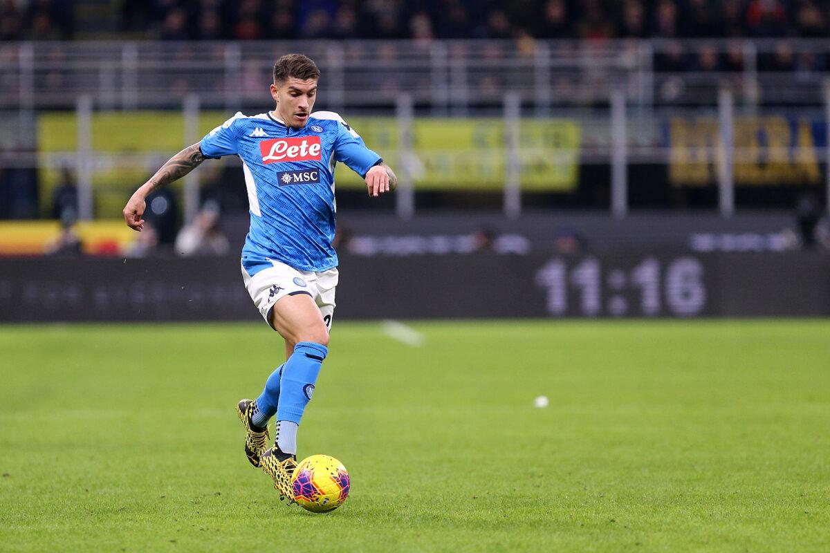 Giovanni Di Lorenzo, difensore Napoli