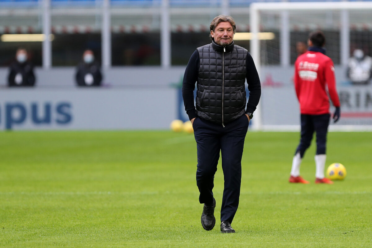 Giovanni Stroppa, allenatore Crotone