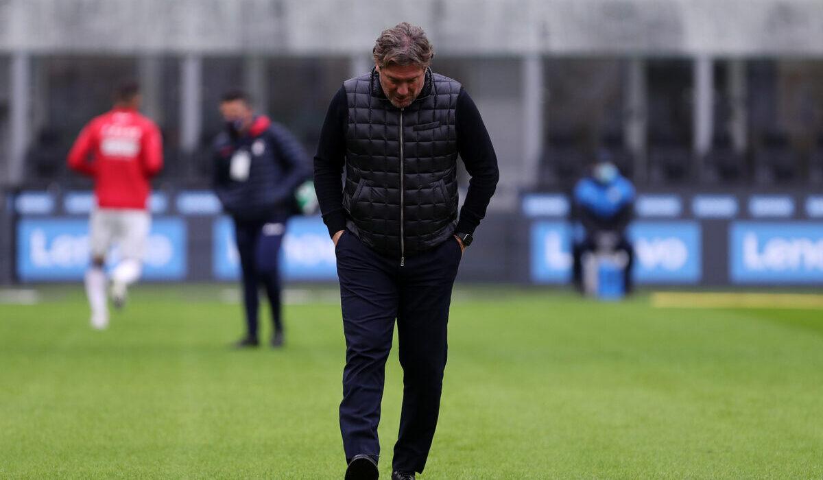 Giovanni Stroppa, allenatore Monza
