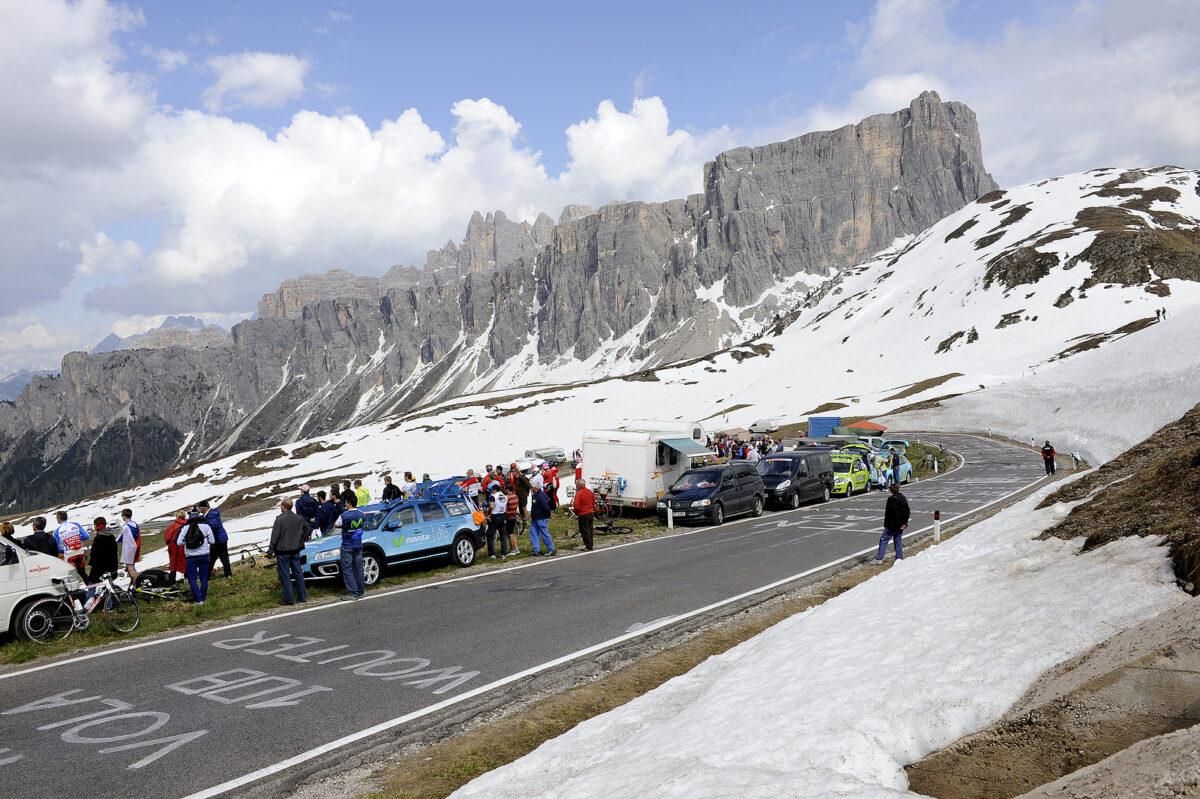 Giro D'Italia, Ciclismo