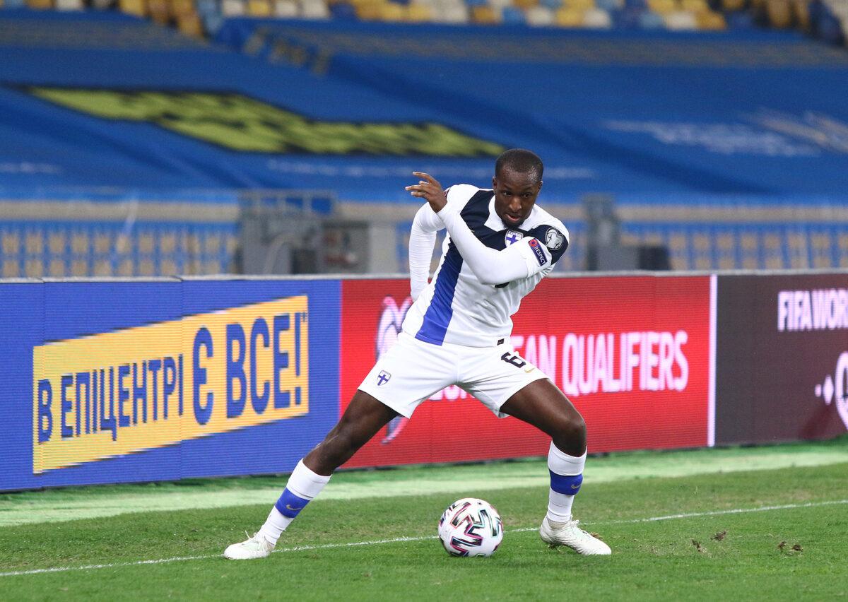 Glen Kamara, centrocampista Finlandia
