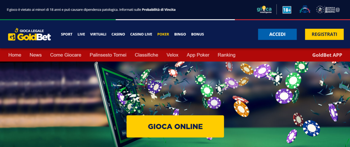 Goldbet Poker