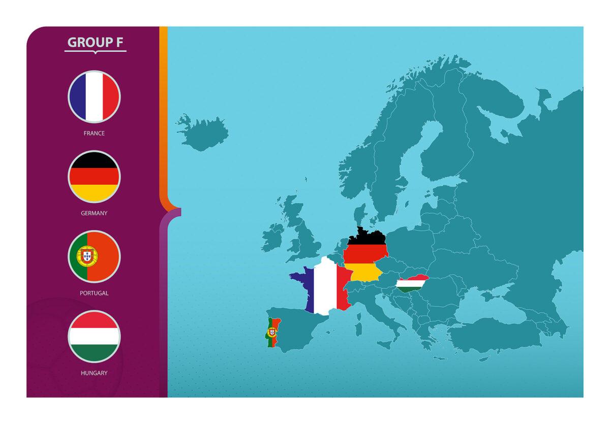Gruppo F Europei 2021