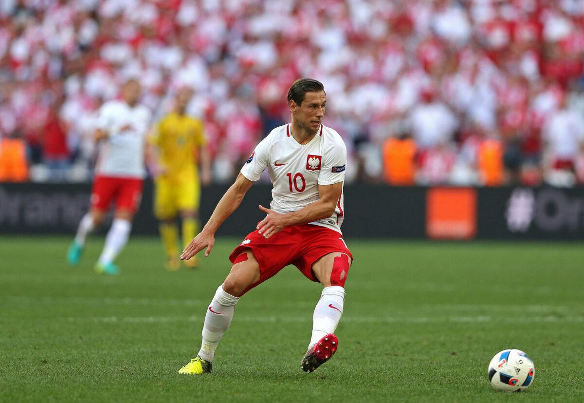 Grzegorz Krychowiak, centrocampista Polonia